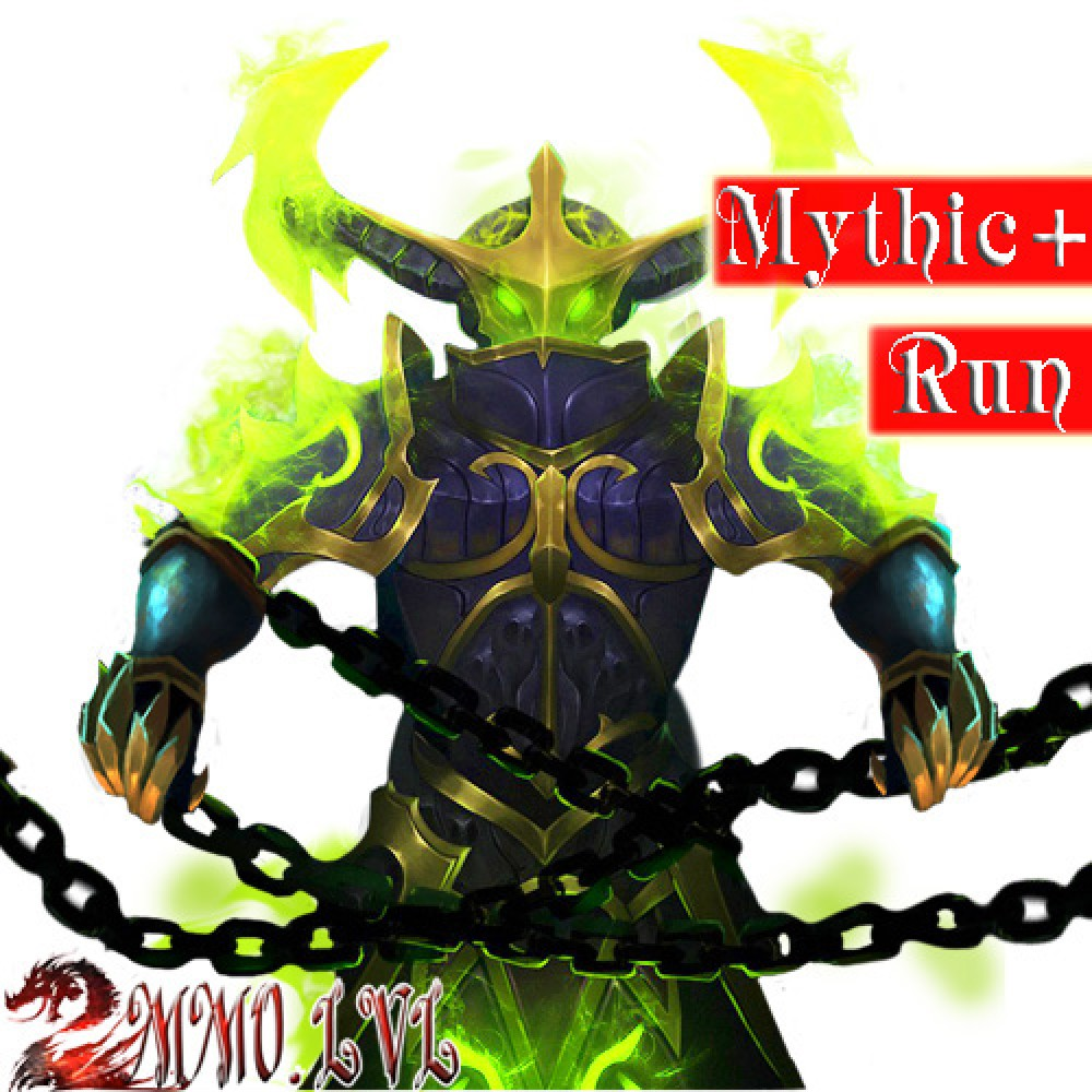 Mythic Dungeon in time 10 - 14+ lvl