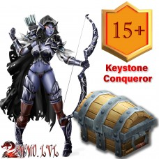 BFA Keystone Master Season 3  (10x15+ lvl myhic dungeons within the time limit)