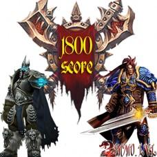 Mythic+ Dungeons score | MMO-LVL com