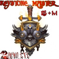 Keystone Master (15+ lvl mythic dungeon in time)