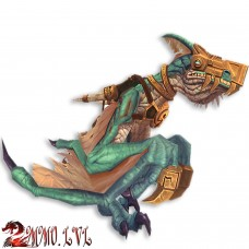 Glory of the Dazar'alor Raider