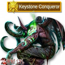 Keystone Conqueror (10+ lvl myhic dungeons within the time limit)